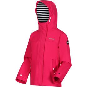 Regatta Bibiana Waterproof Shell Jacket Kids duchess